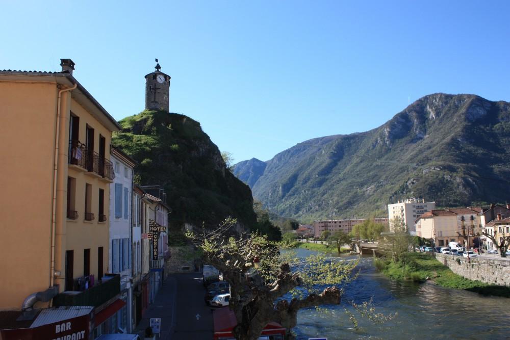 Tarascon sur ariege tour du castella - Office du tourisme de tarascon sur ariege ...