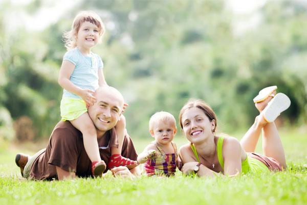 Services destinés aux familles