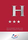 hotel classé 3 étoiles au classement ATOUT FRANCE par étoiles des hébergements touristiques